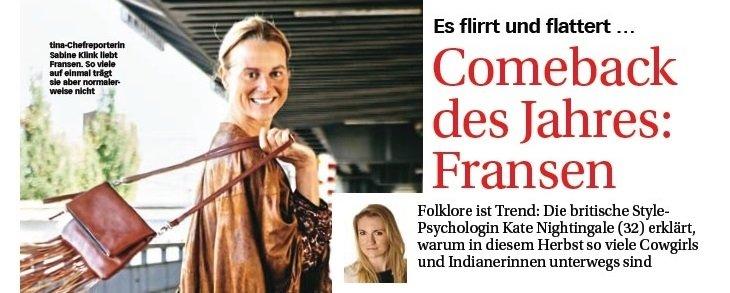 Psychology of Fringes!