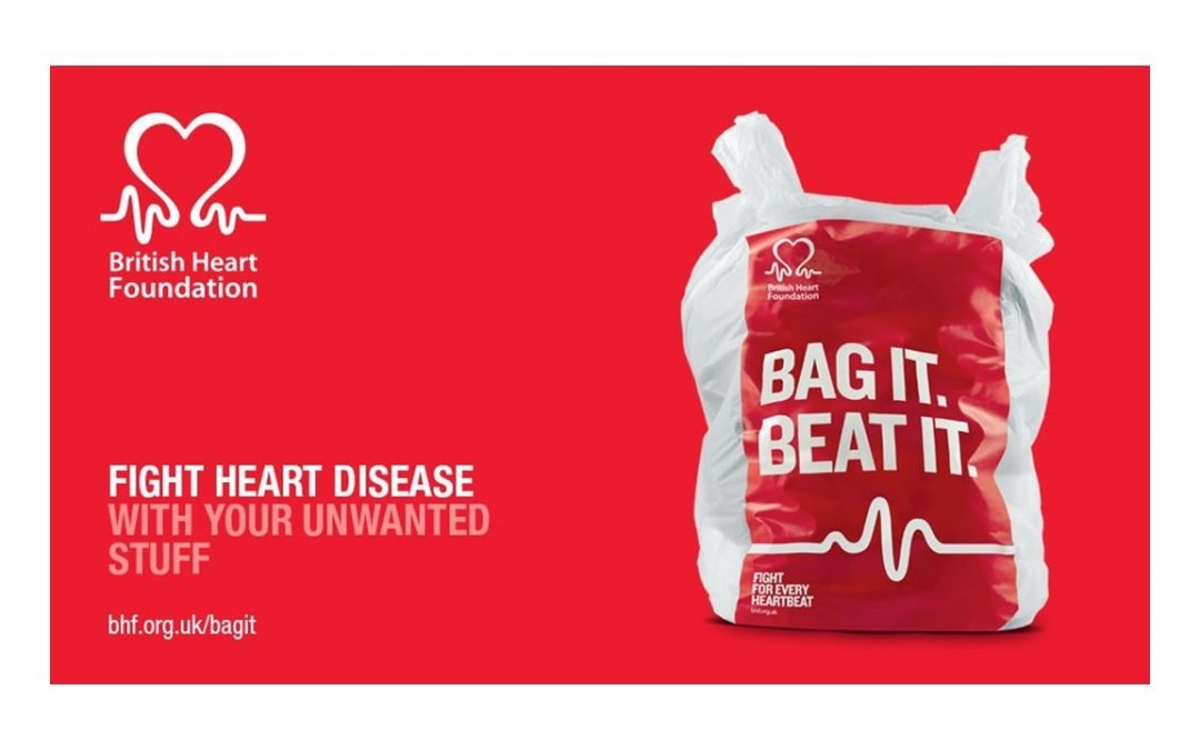 British Heart Foundation: Bag It Beat It