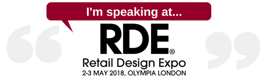 Retail Design Expo 2-3 May 2018