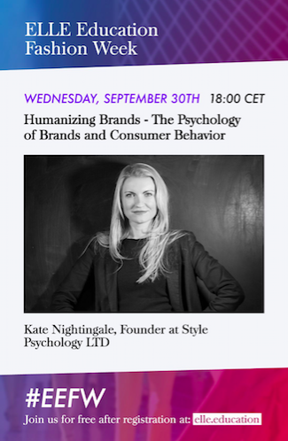 Humanizing Brands – The psychology of Brands and Consumer Behaviour