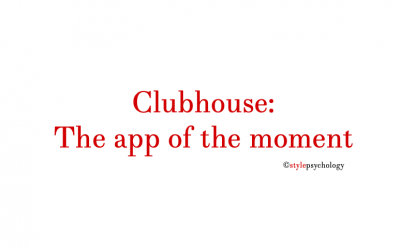 Clubhouse: the app of the moment?